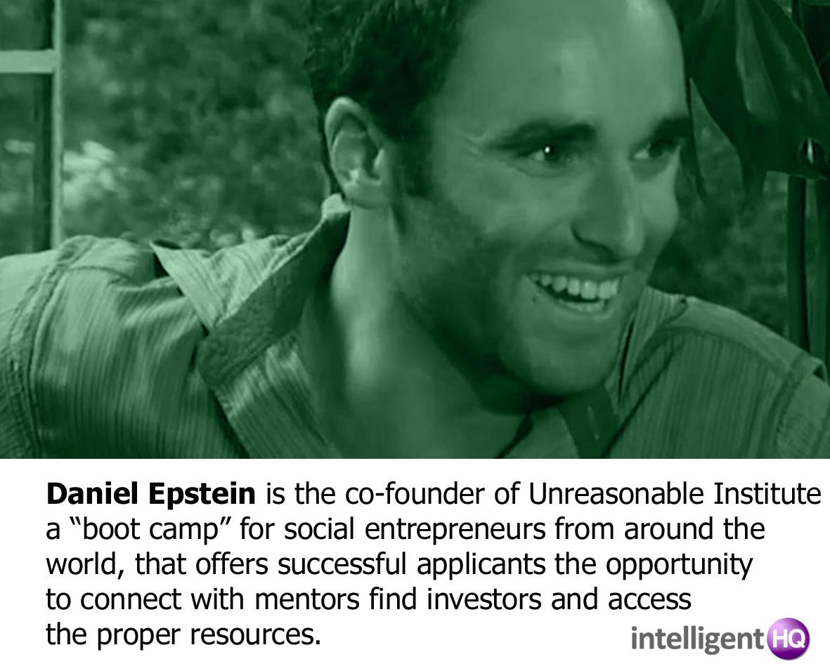 Daniel Epstein Intelligenthq