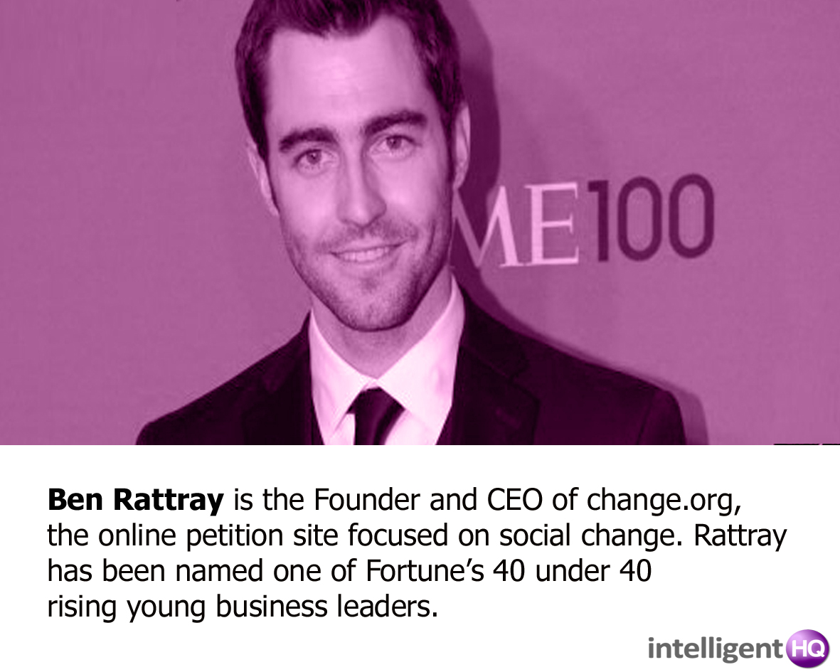 Ben Ratray Intelligenthq