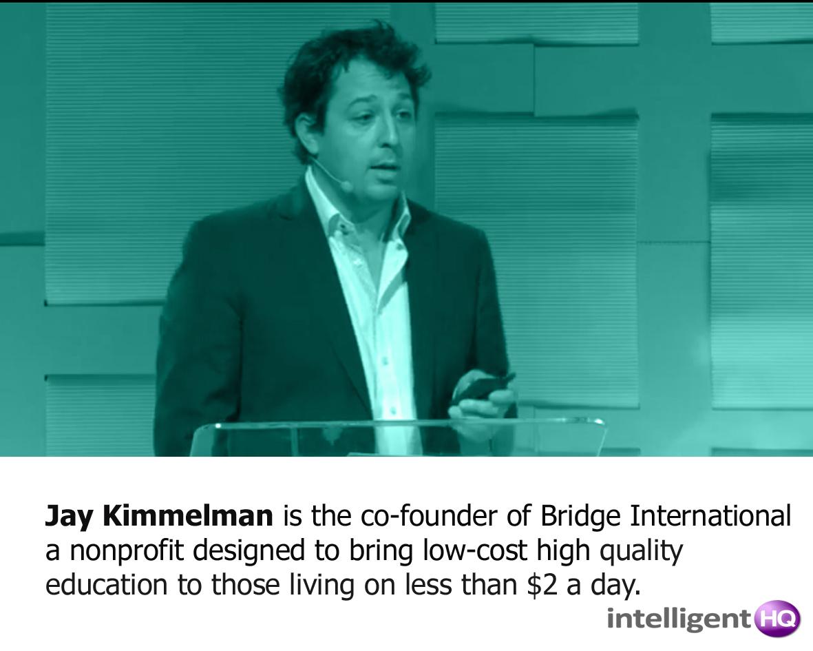 Jay Kimmelman Intelligenthq