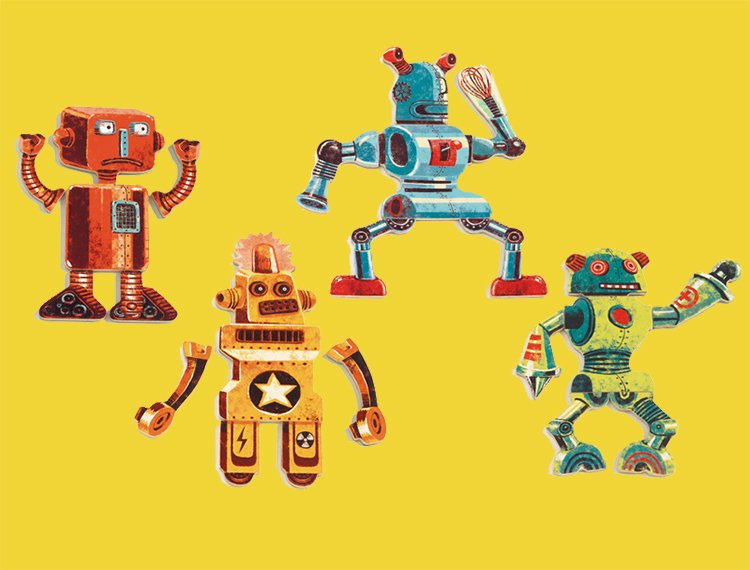 """Algorithms, AI, Robots, And A World Without """"Work"""" Intelligenthq"""