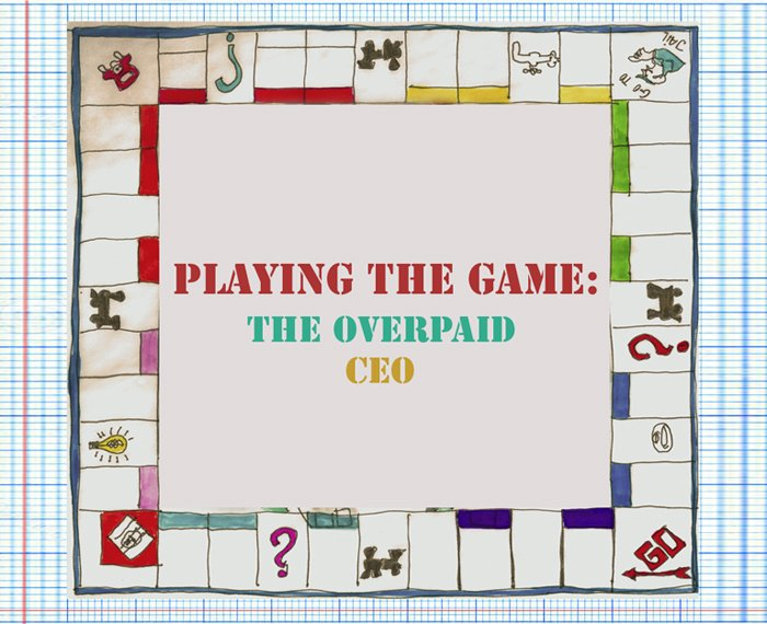 Playing The Game: The Overpaid CEO Intelligenthq