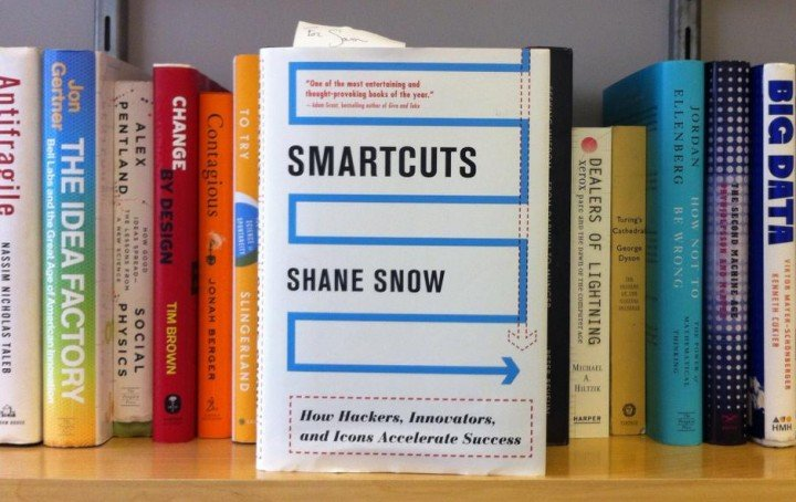 """Smartcuts: How Hackers, Innovators, and Icons Accelerate Success"" by Shane Snow"