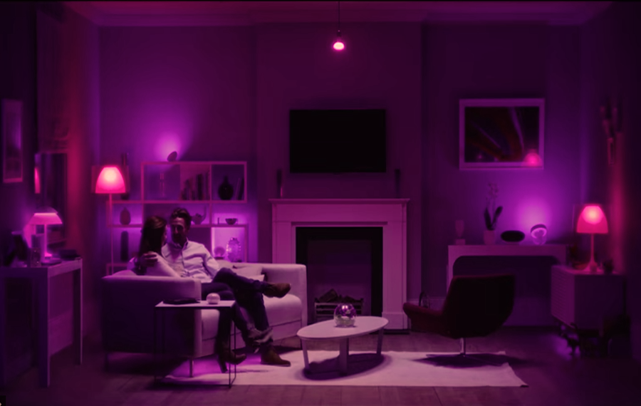 7 Amazing Internet of Everything Projects Image source: video still from Philips Hue Project