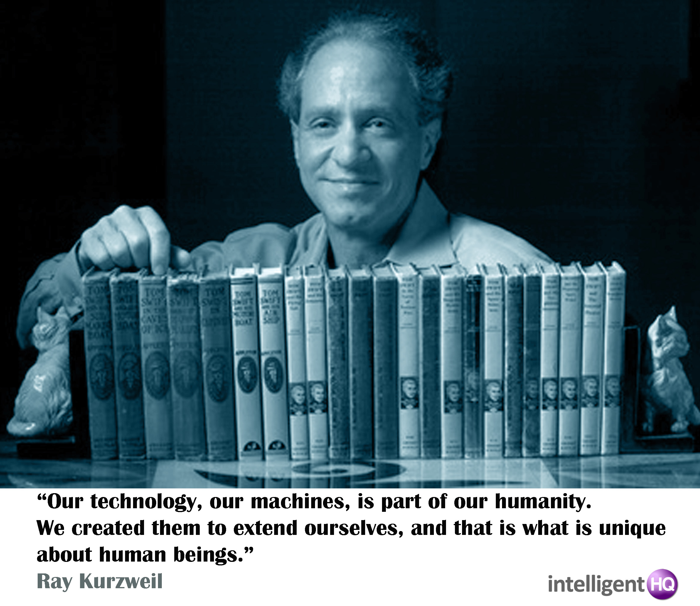 Quote by Ray Kurzweil