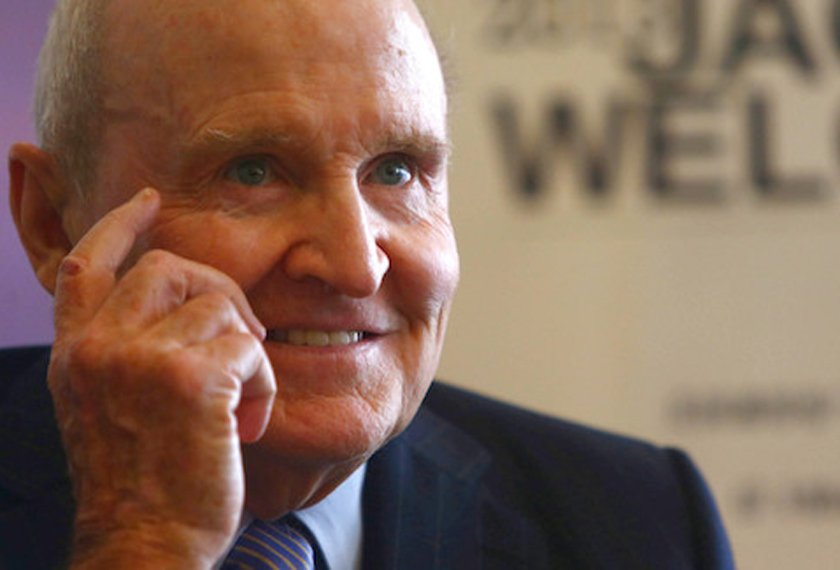 Inside The Online Jack Welch MBA