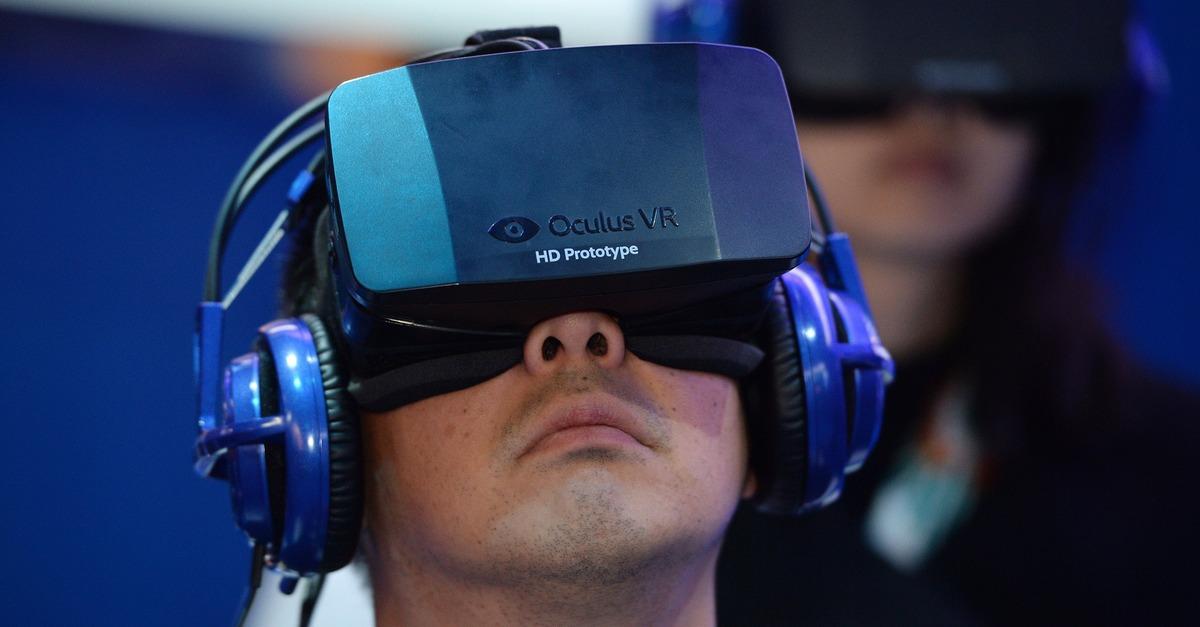 Oculus VR Image