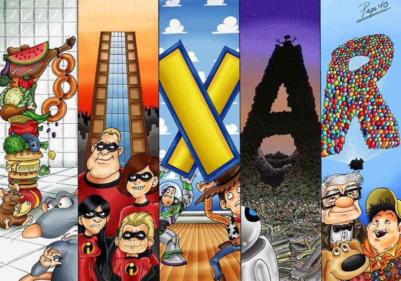 Pixar: A Creative Success Through Collaboration and Feedback