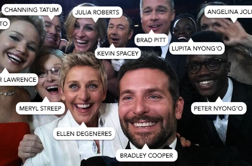 Marketing Tricks for Twitter Learned from the Oscars