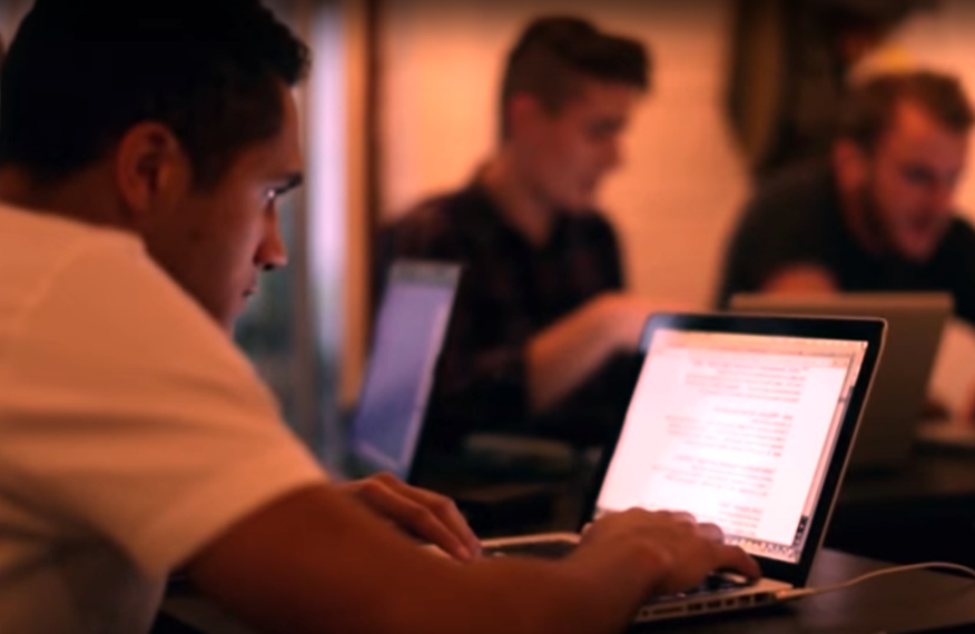 Founders & Coders: The UK's Only Free Coding Academy