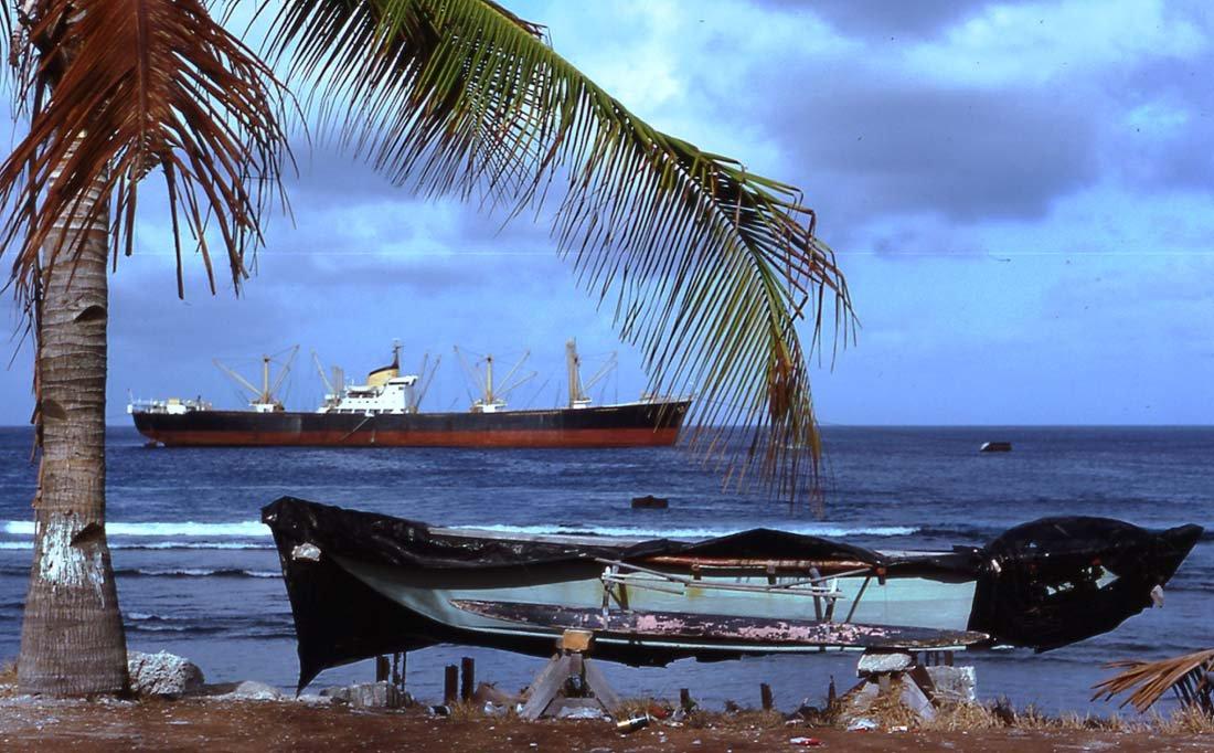 Island of Nauru