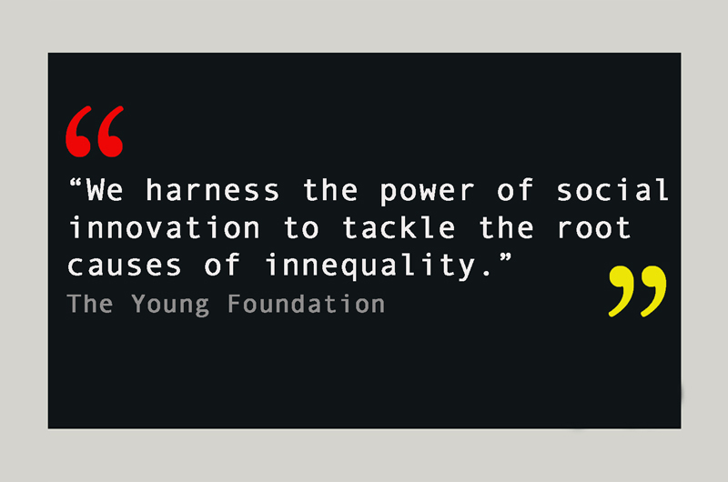 Quote by Young Foundation