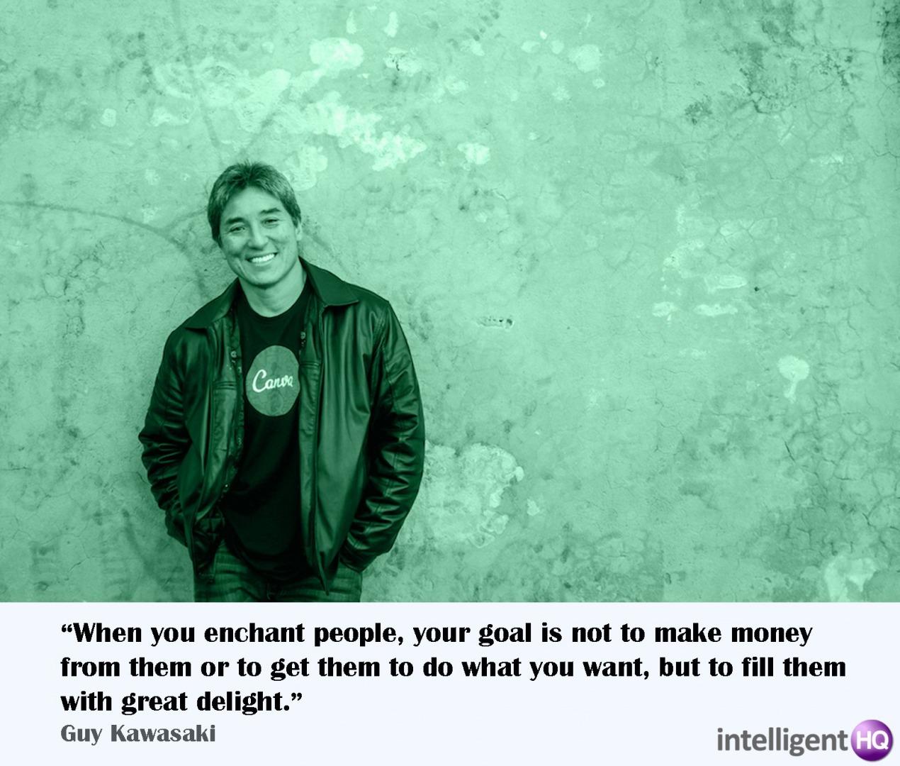 Quote Guy Kawasaki