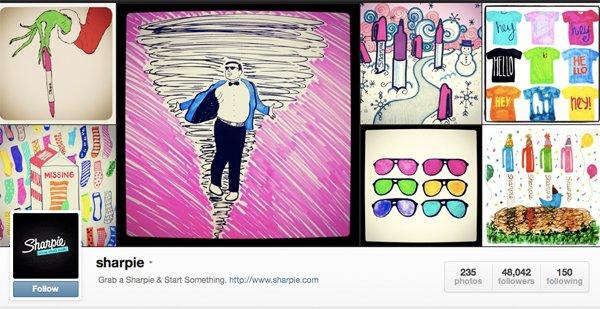 sharpie-instagram