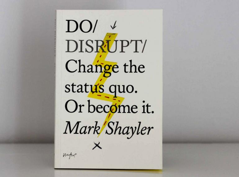 Do Disrupt book cover