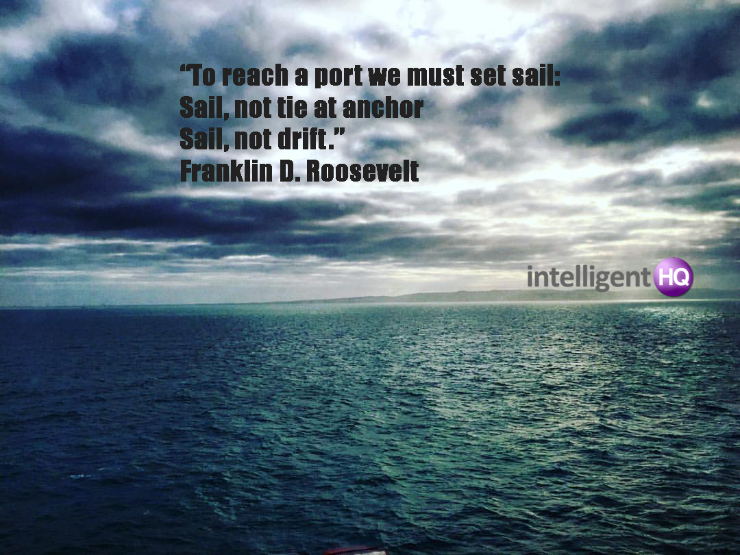 Quote by Franklin D. Roosevelt