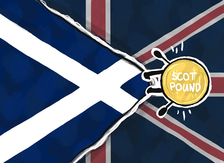 Scotpound : A Digital Currency for the Common Good ?