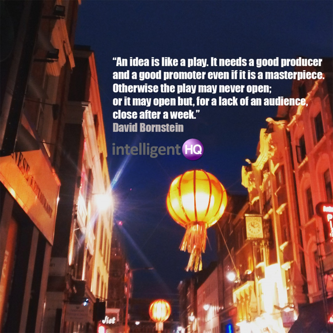 Quote by David Bornstein