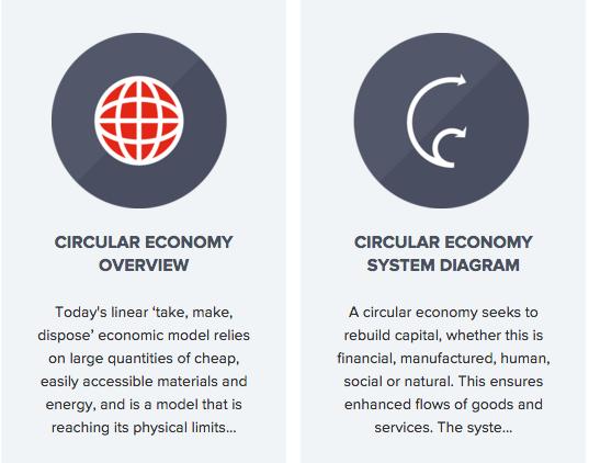 Ellen Macarthur Foundation Circular Economy