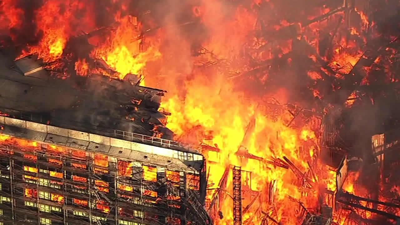 Emerging technologies helping businesses fight flames