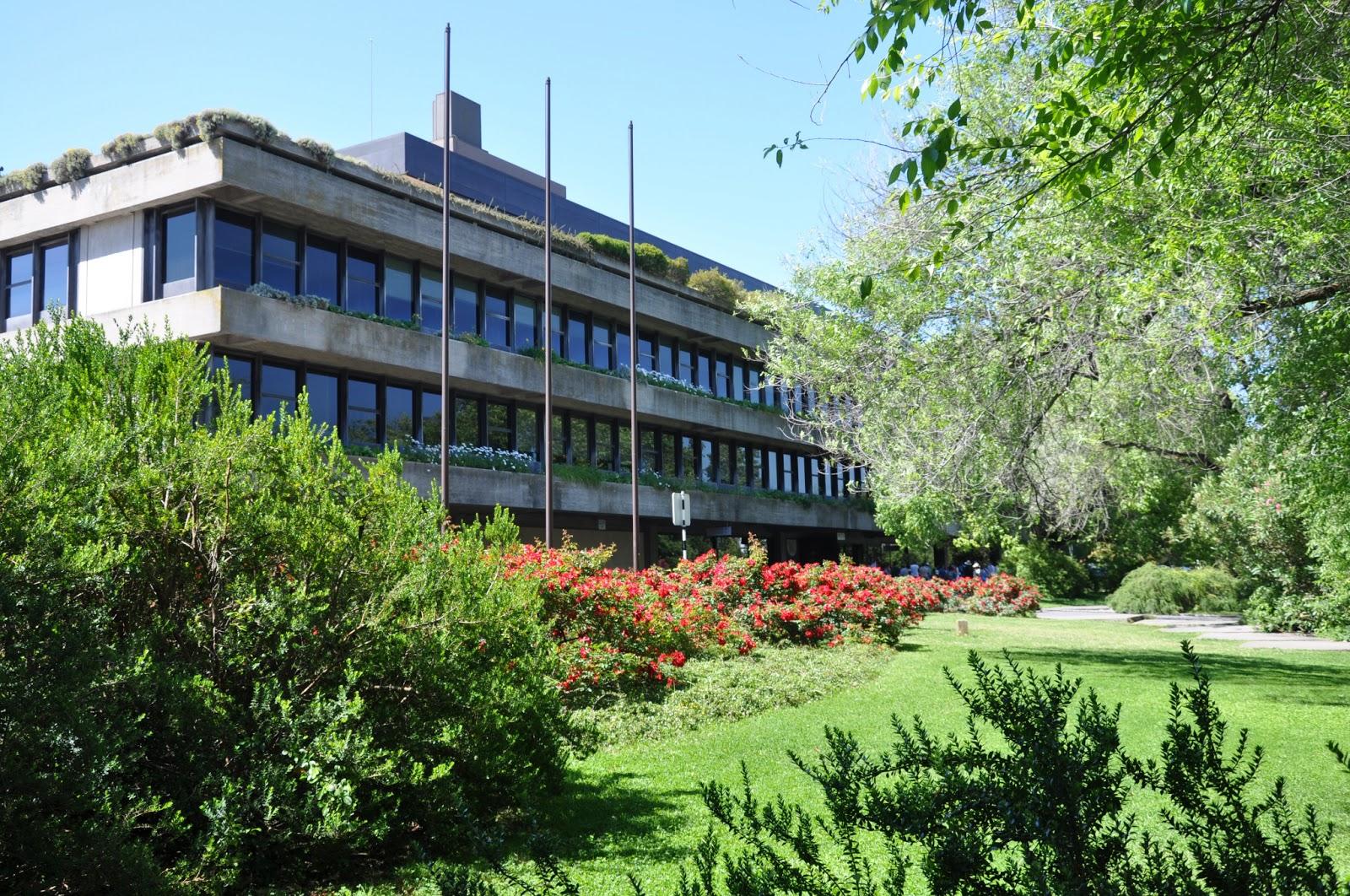 Calouste Gulbenkian Headquarters in Lisbon