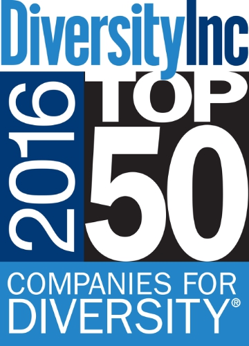 2016 Top 50 Companies for Diversity Announced (PRNewsFoto/DiversityInc)