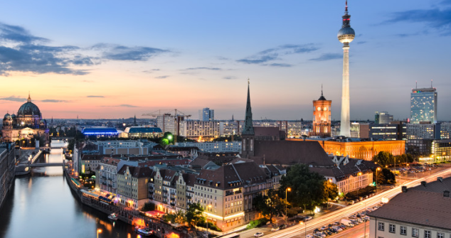 Berlin Startup scene