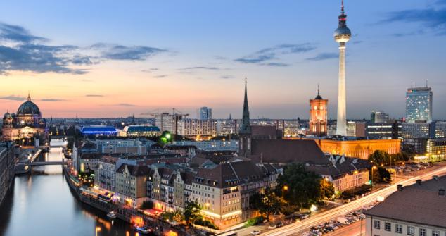 Berlin Startup scene