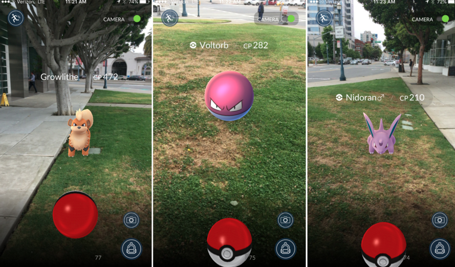 Pokémon Go: the Dawn of Global Augmented Reality