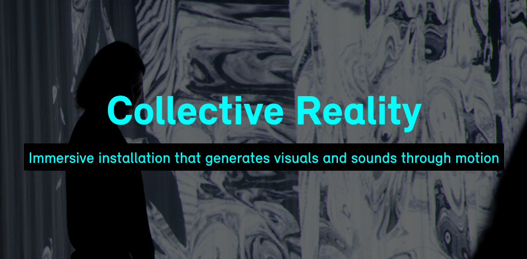Collective reality. Screenshot taken from FutureFest website
