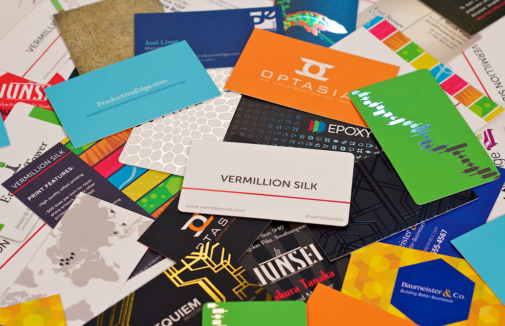 How To Design A Business Card That Promotes Your Brand