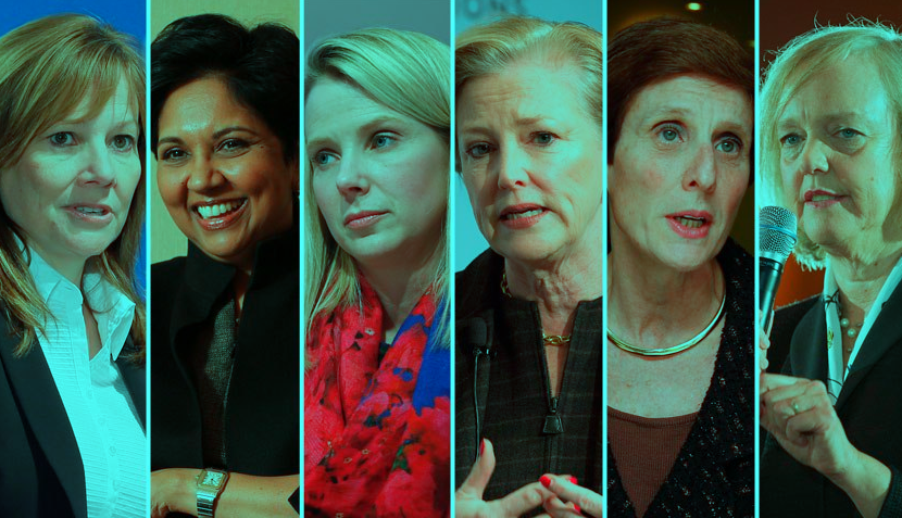 Female CEO's : Is Their Equality ?