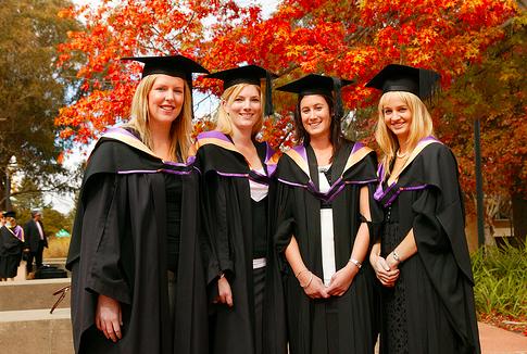 Autumn graduates, Image source Flickr