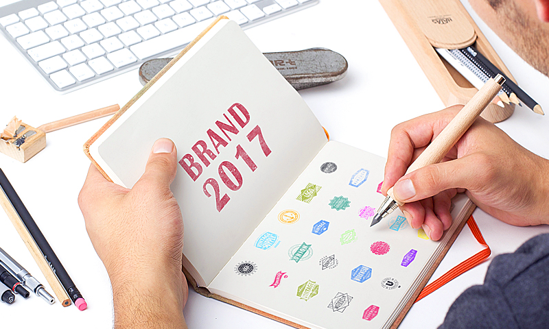 4 Essential Ways to Build a Brand in 2017