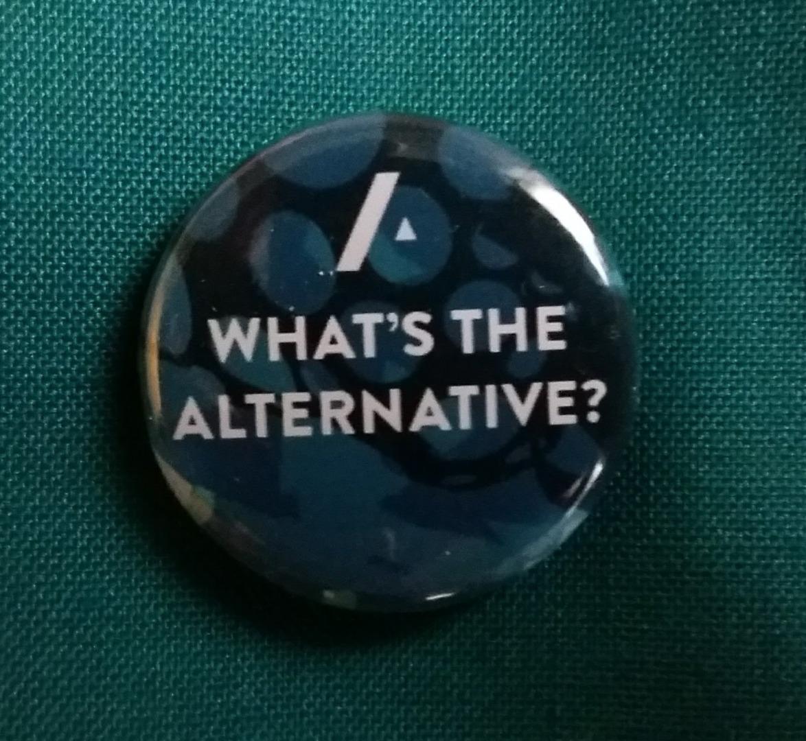 Politics is broken. What's The Alternative?