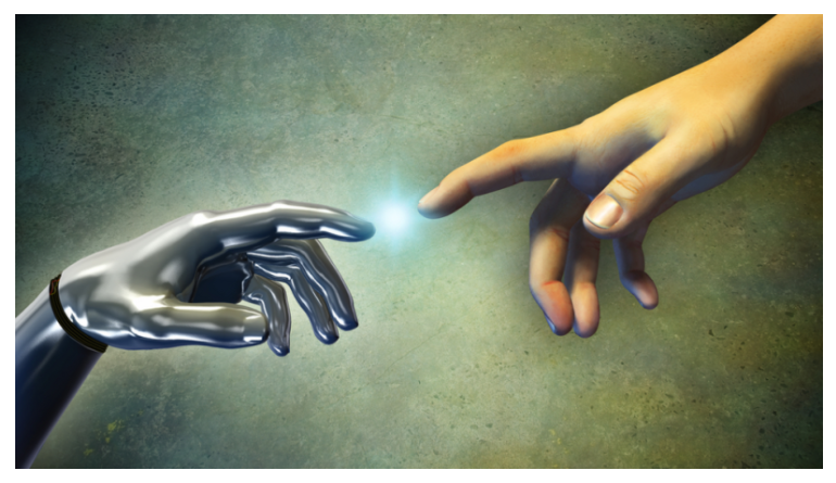 Singularity and The Internet of People by Chris Richards