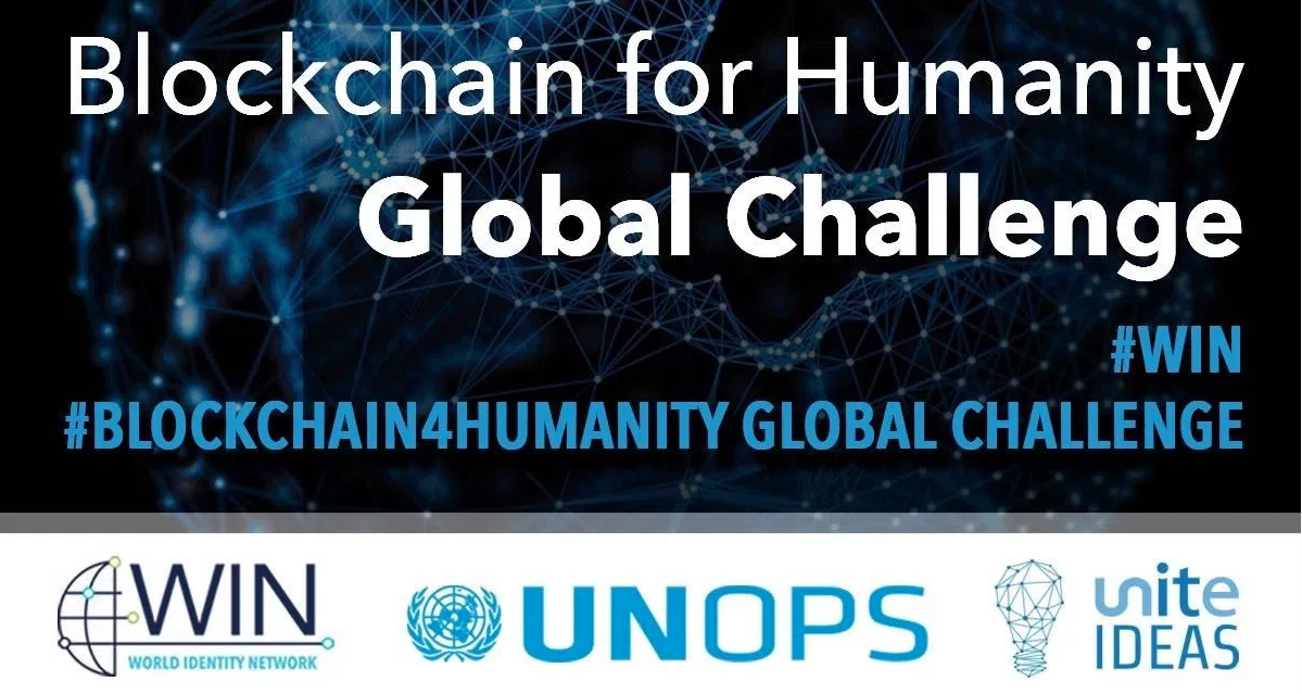 Blockchain For Humanity Global Challenge