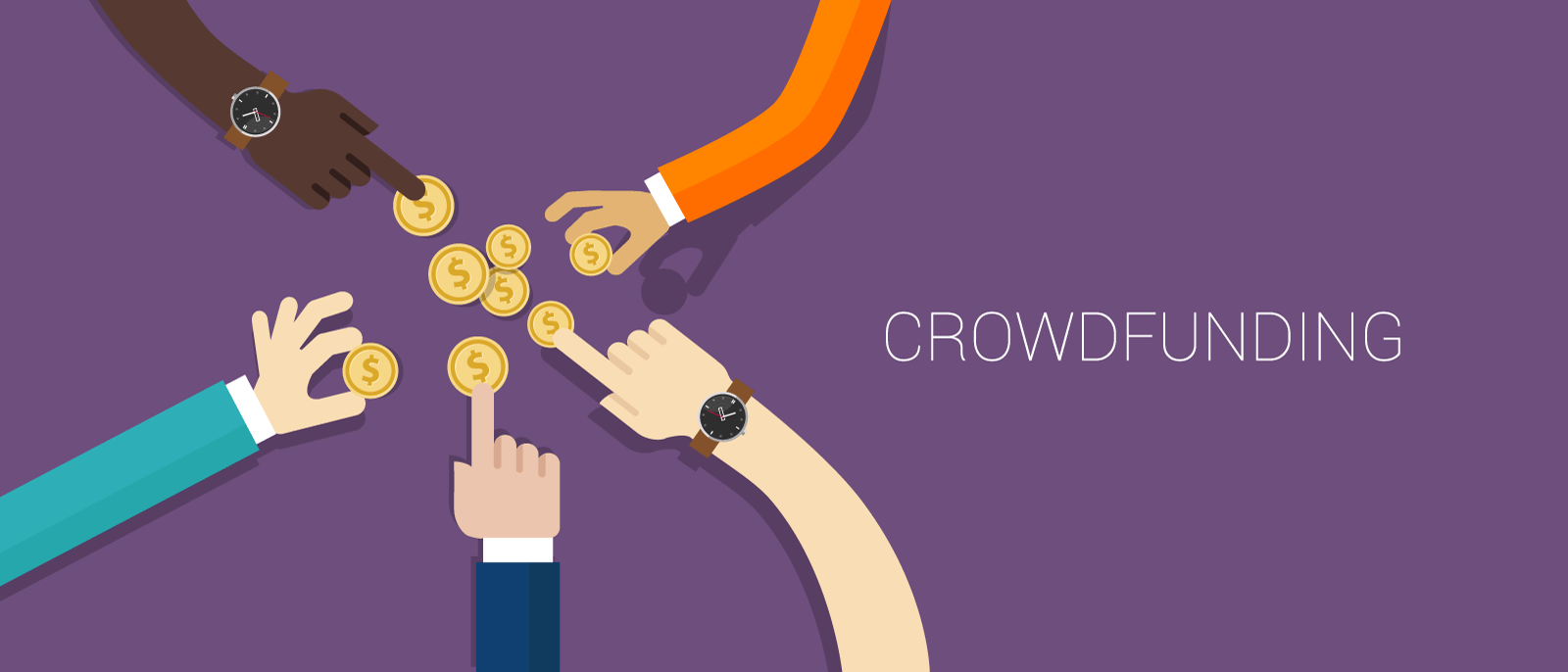 4 Ways Crowdfunding Can Help Grow your Business