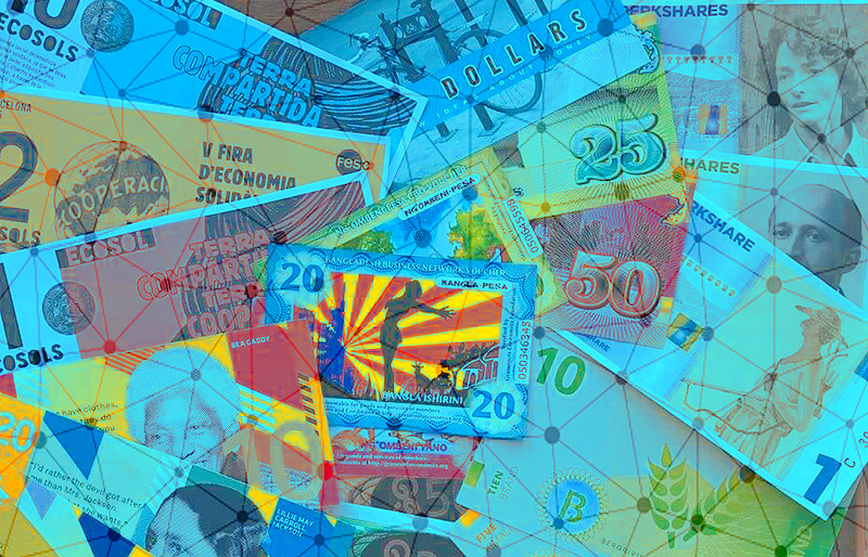 Blockchain and Community Currencies