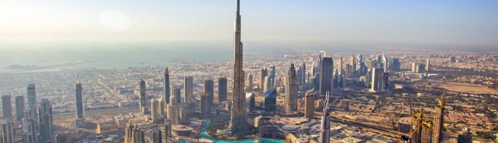 dubai skyline 1000x288 - The 'World Blockchain Summit' Gathers the Top Tech Players in Dubai