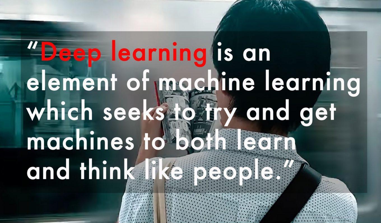 Deep Learning Intelligenthq