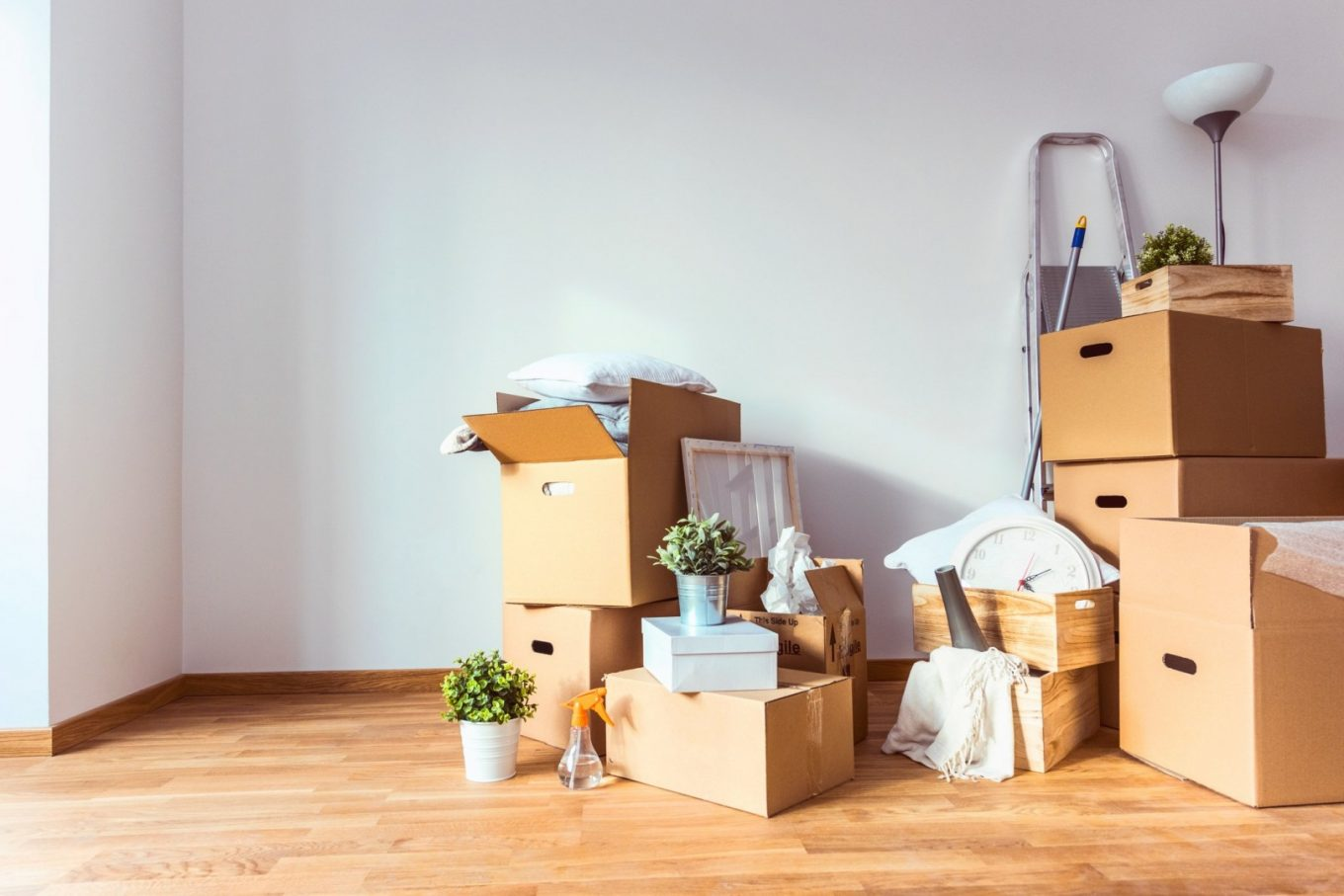 What Can I Pack for the Moving Company?