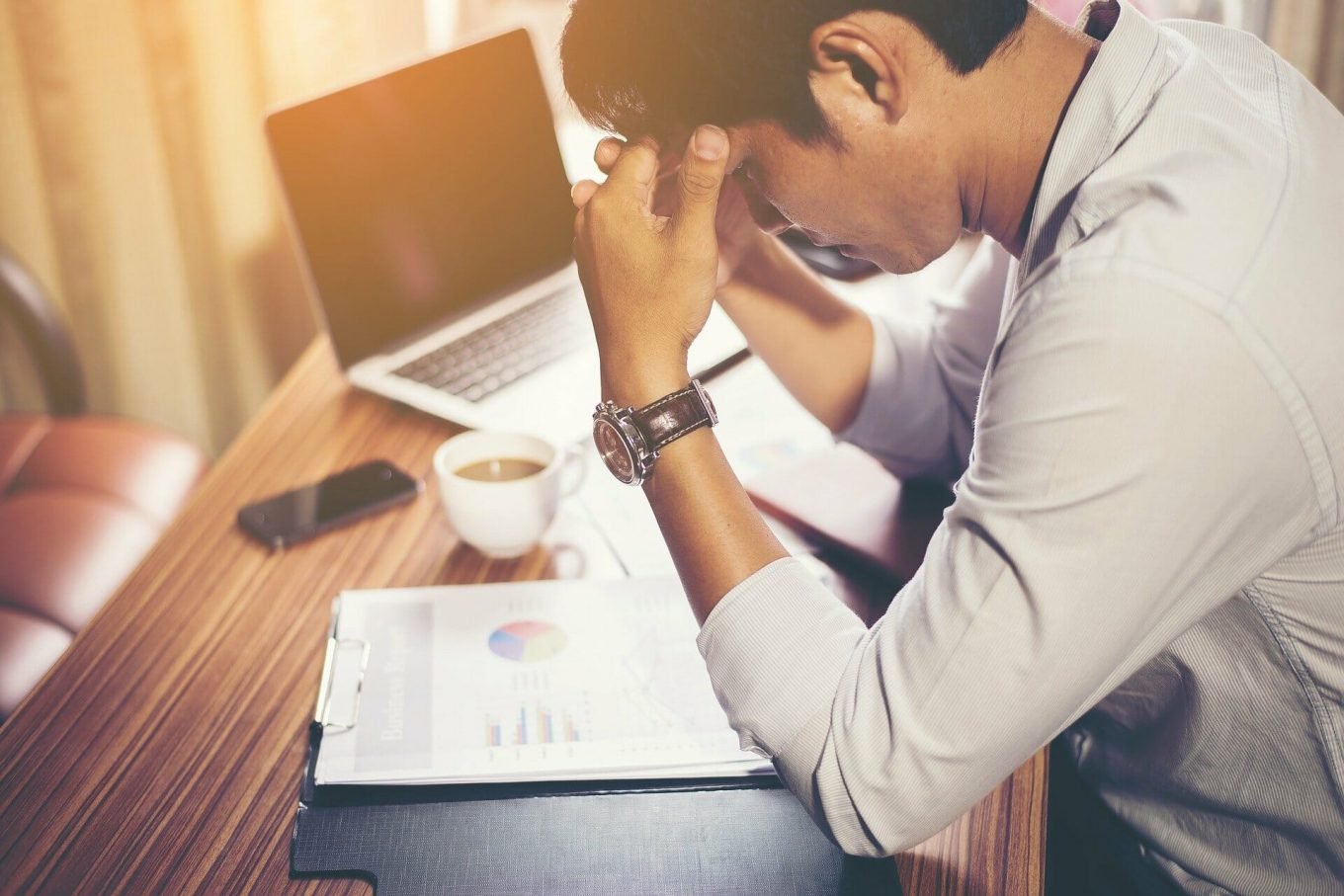 Millenials Struggling The Most With Workplace Stresses