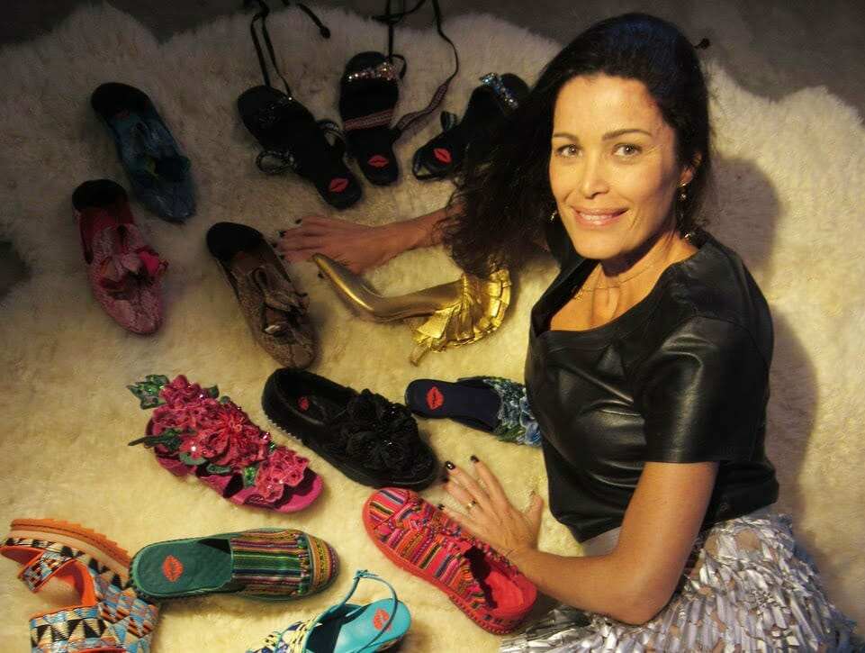 Francesca Giobbi, Social Impact Fashion Visionary, Founder of Freedomee Part 2