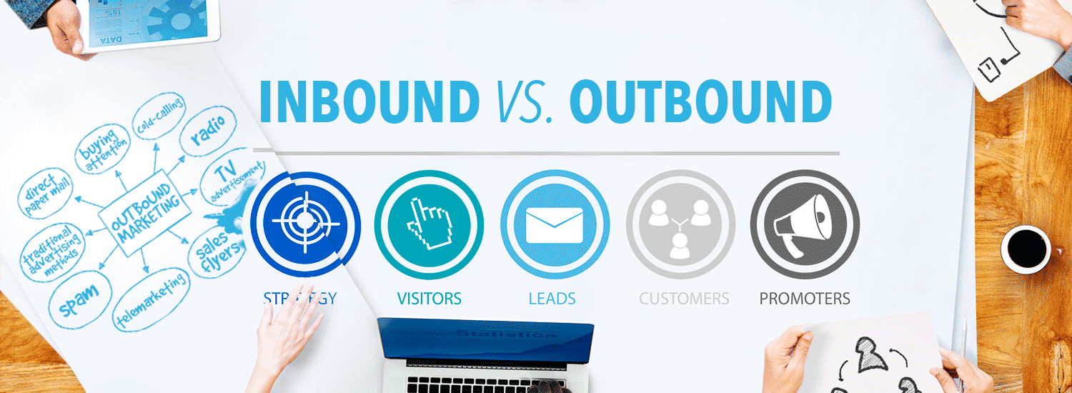 When to Choose Inbound or Outbound Sales