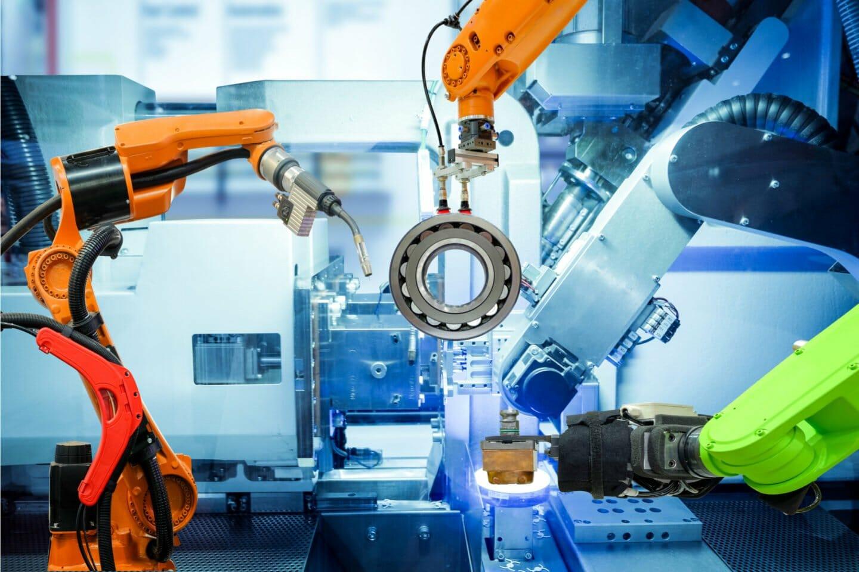 Leading Companies in Industrial Robotics - IntelligentHQ