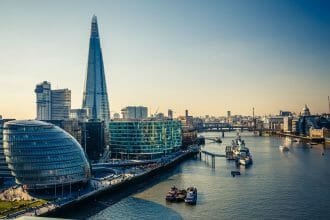 London Leads Siemens Atlas of Digitalization As Most 'Digitally Ready' Global City