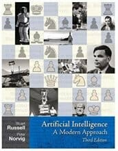 Artificial Intelligence: A Modern Approach (3rd Edition) by Stuart Russell and Peter Norvig, Dec 11, 2009