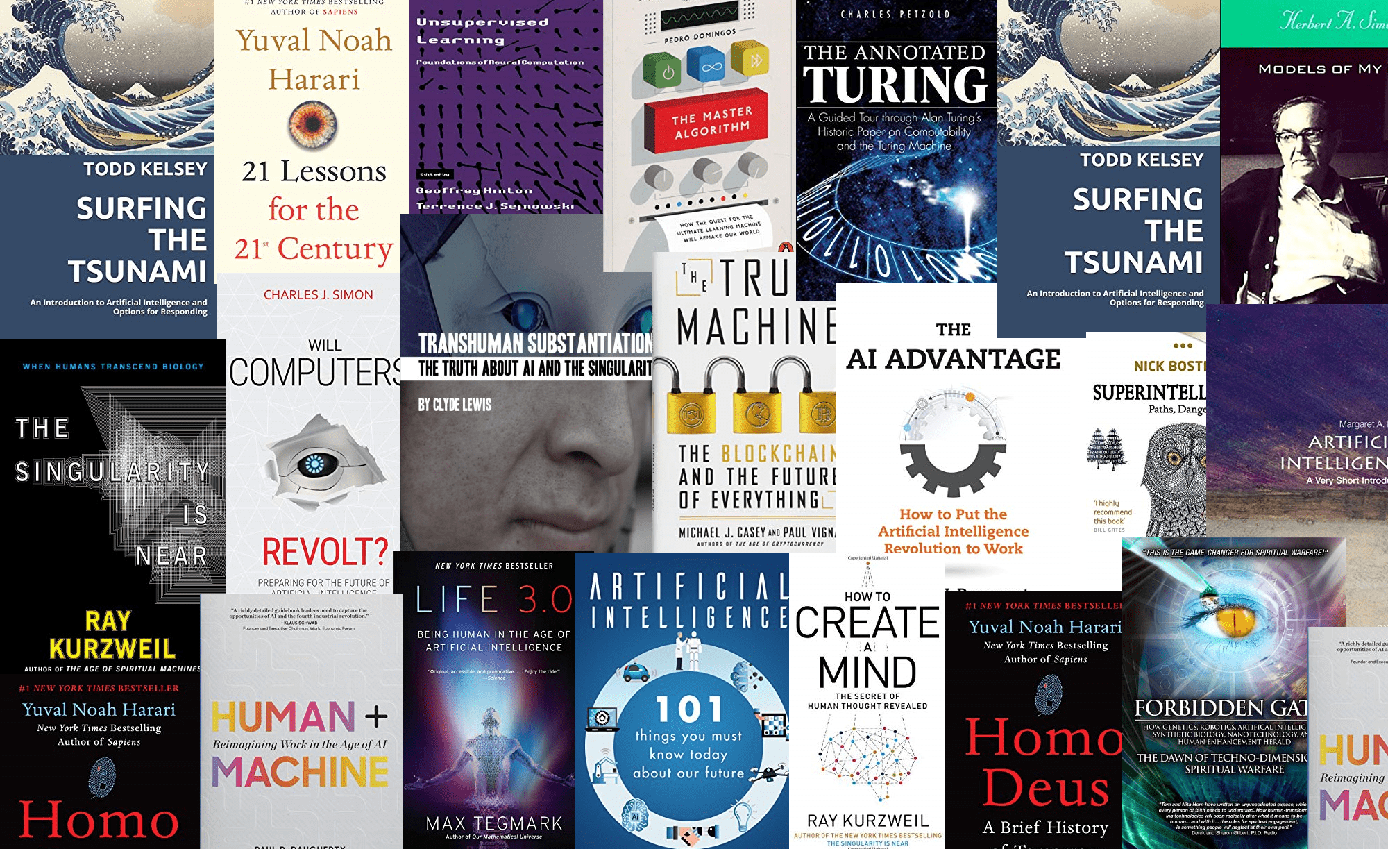 Top 24 AI Books of all Time and Reflections - IntelligentHQ