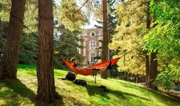 The Benefits of Studying Outdoors