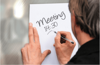 7 Free Meeting Agenda Templates